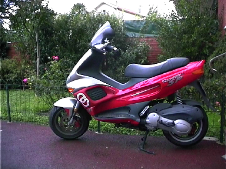 scooter Gilera Runner 125